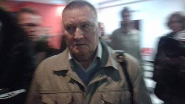 Кузнецов, который представился Минобороны Крыма