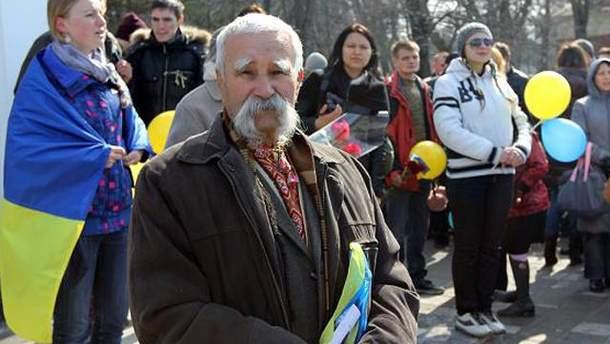 Українців Криму притісняють