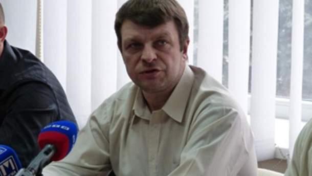Голова Маріупольського УДАРу Анатолій Семено