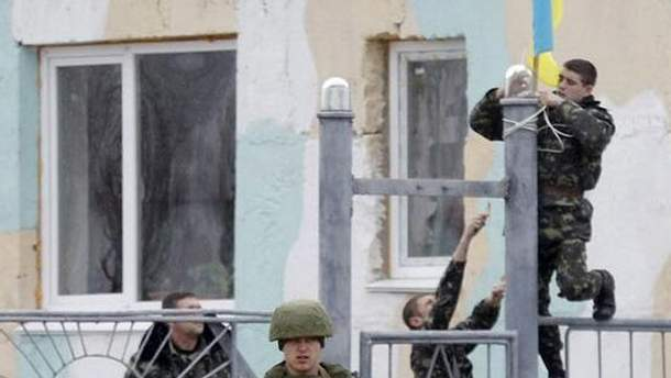 Военные в Бельбеке