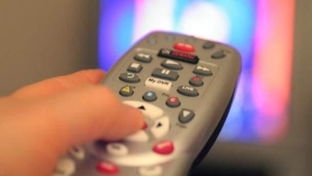 У Росії не транслюють українські телеканали, — Нацтелерадіо