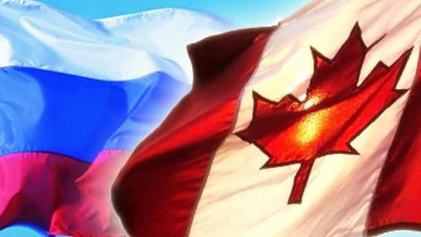 Россия-Канада