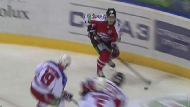 """Хокей. """"Донбас"""" повернув паритет у серії проти """"Лева"""""""