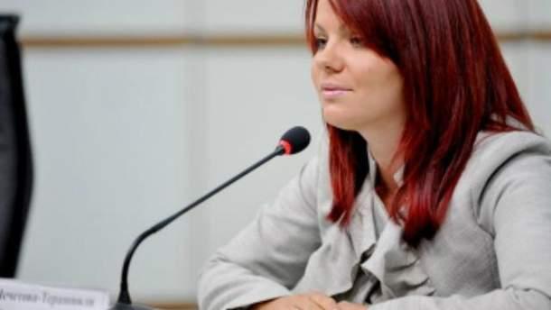 Тетяна Чечетова-Террашвілі
