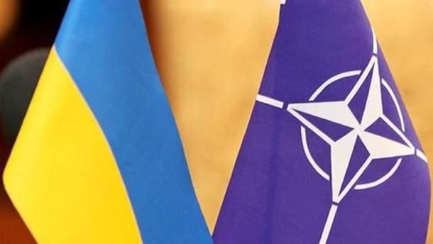 Украина-НАТО