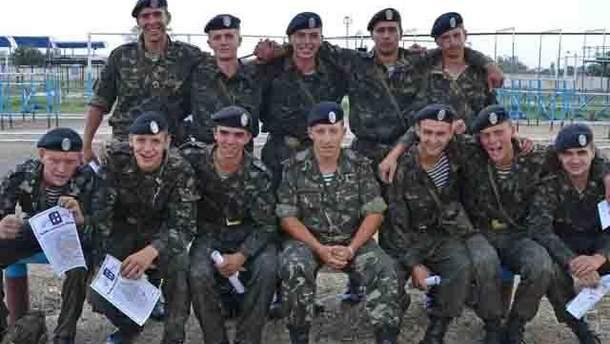 Українська морська піхота