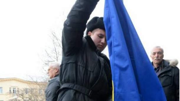 Курсант Академии им. Нахимова