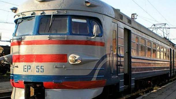 На Донеччині проблеми з поїздами