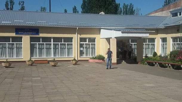 Дільниця в Миколаєві
