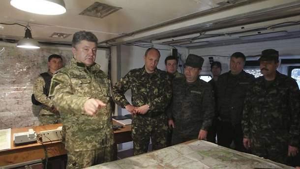 Президент в окружении силовиков