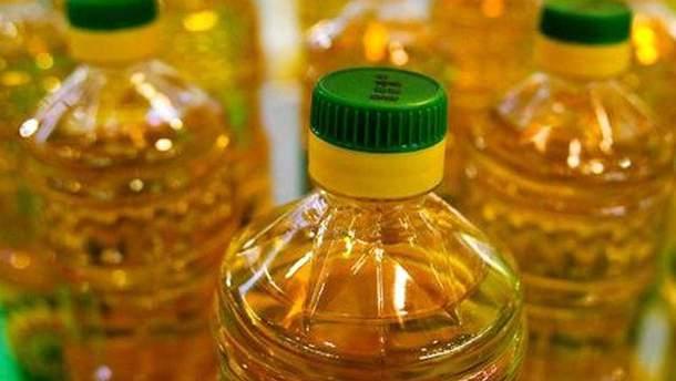 Соняшникова олія