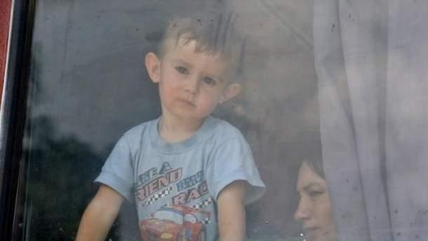 Діти-біженці