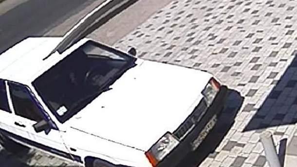 Правоохоронці показали авто убивць мера Кременчука (Фото)