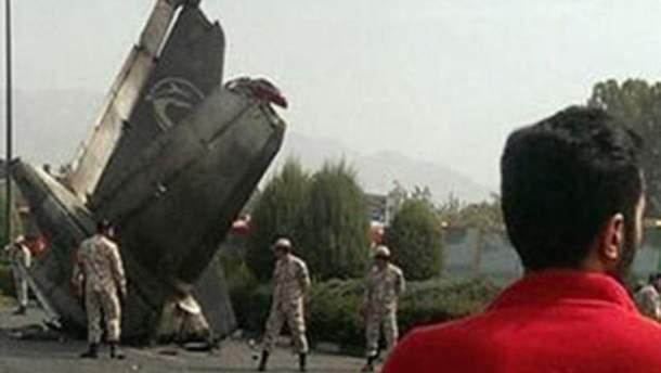 Іранський літак