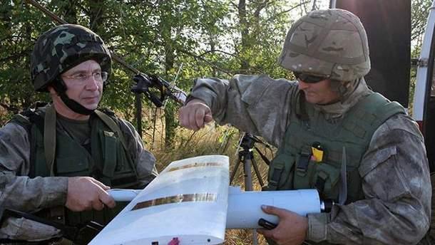 Украинский безпилотник
