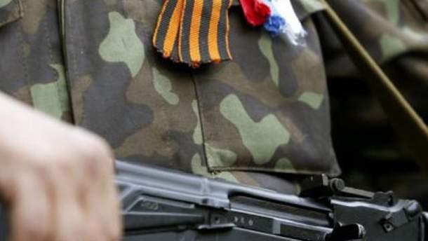 Террористы обстреливают позиции АТО