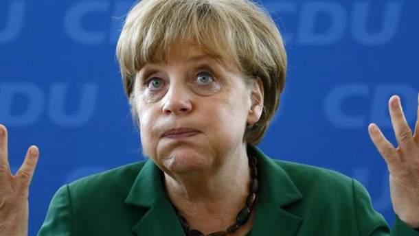 Меркель каже, що якщо Україна стане членом МС, то ЄС не матиме нічого проти