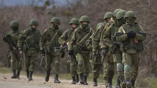 Российский военные