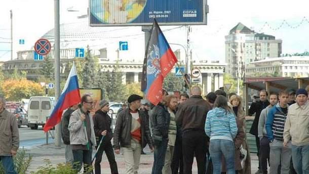 Марш мира в Новосибирске