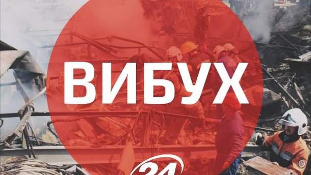 Граната взорвалась возле райотдела в Запорожье. Пострадали 3 правоохранителей
