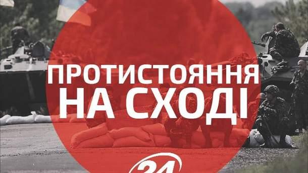 """Трупи і поранених """"ДНРівців"""" вивозять у район Оленівки, — ІС"""