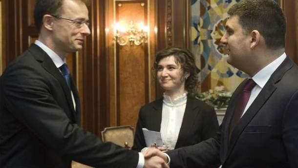 Угорщина готова інвестувати в українську економіку