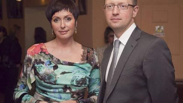 Сім'я Яценюків