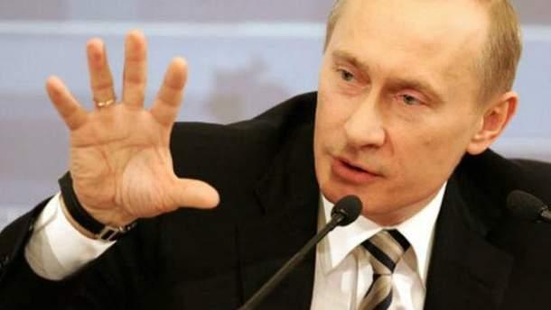 Володимр Путін