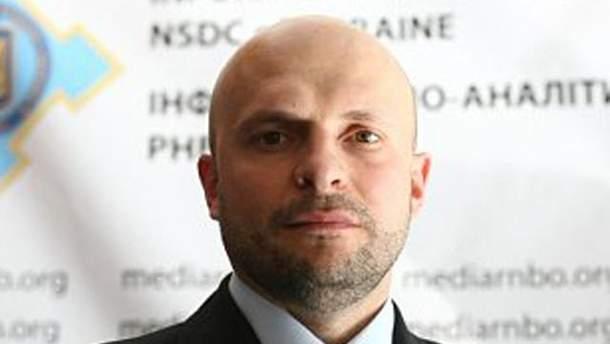 Володимир Польвий