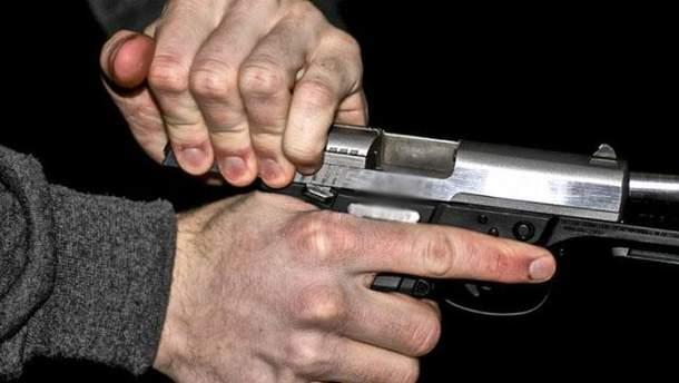 Учасник АТО стріляв з вогнепальної зброї