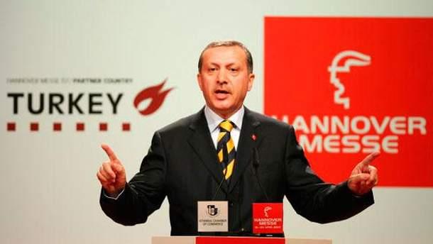 Реджеп Таип Эрдоган