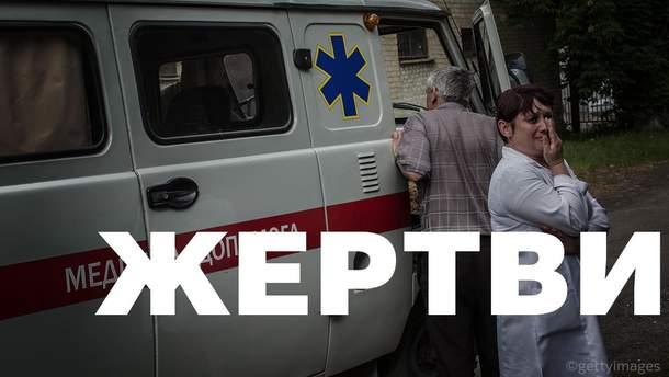 На Донеччині від обстрілів терористів загинули 7 мирних мешканців