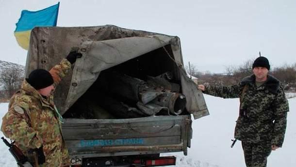 Українська колона з боєприпасами потрапила в засідку, — Касьянов