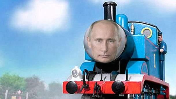 Фотожаба з Путіним