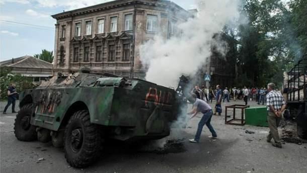 Бойовики готують наступ на Дебальцевський та Маріупольський напрямки, — РНБО