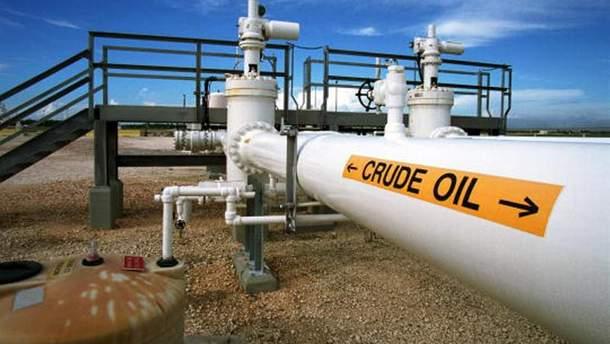 Нафтова труба