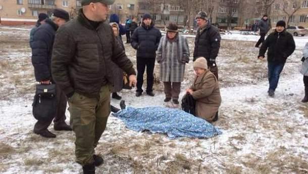 Жертва обстрілу Краматорська