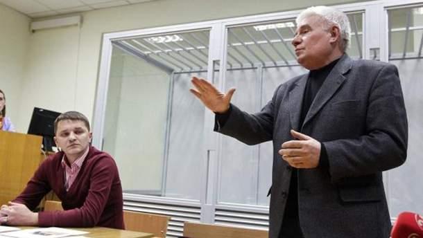 Михайло Чечетов у суді