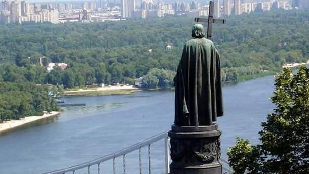 Пам'ятник Володимиру Великому в Києві