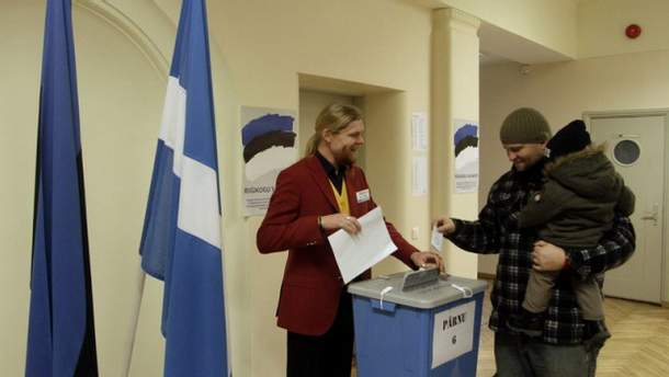 Вибори в Естонії
