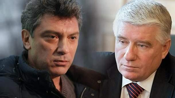 Немцов и Чечетов