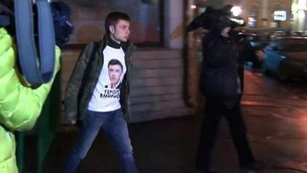 Алексей Гончаренко в Москве