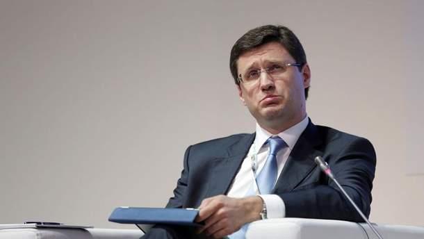 Міністр енергетики РФ О. Новак