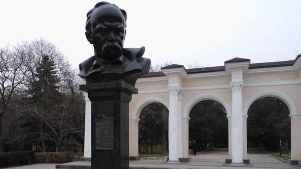 Пам'ятник Шевченку в Сімферополі