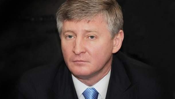 Ахметов виділить 5 мільйонів гривень сім'ям загиблих шахтарів