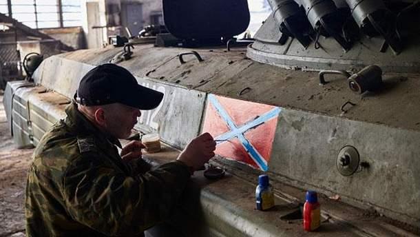Террористы объявили чистки украинцев