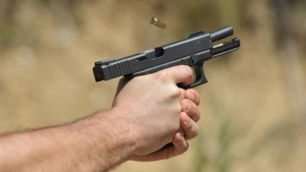 Один из участников драки использовал травматический пистолет