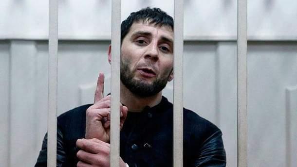 Чеченец Заур Дадаев