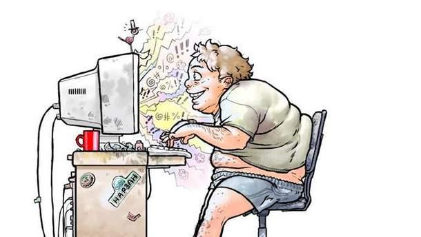 """Интернет-""""тролль"""""""