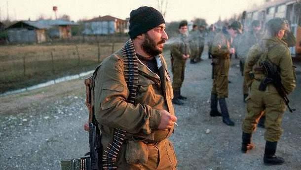 ВІйна в Абхазії